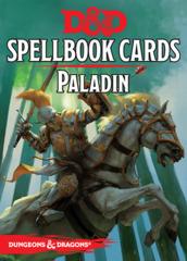 D&D Paladin Spellbook Cards
