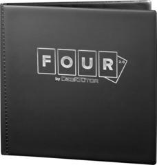 Black Premium Binder - FOUR 2.0 (Deck Tutor)