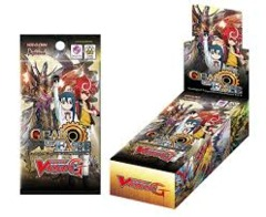 Gear of Fate: G Clan Booster Vol 4 Booster Pack