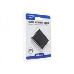 Tomee Memory Card 16MB (Playstation 2)