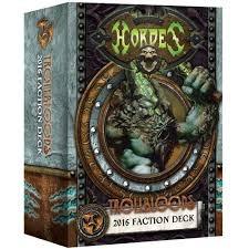 Trollbloods 2016 Faction Deck - Hordes