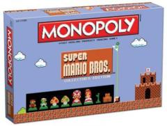 Monopoly - Super Mario Bros - Collector's Edition