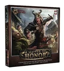 A Matter of Honor (Legend of the Five Rings)