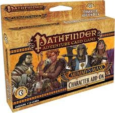 Pathfinder Adventure Card Game: Mummy's Mask - Character Add On Deck