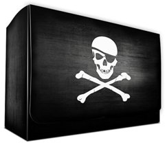 Jolly Roger Double Deck Box (Max Protection)