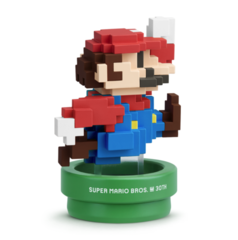 Mario -  Amiibo (Nintendo) - 30th Anniversary