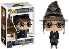 #21 Harry Potter with Sorting Hat (Barnes and Noble Excl)