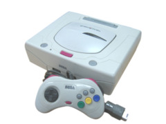 Sega Saturn JPN (any color)
