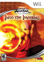 Avatar Into The Inferno The Last Airbender