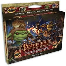 Pathfinder Adventure Card Game: Goblin Burn! Deck