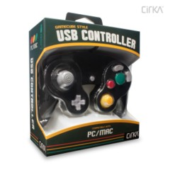 Black - USB Controller - Cirka (PC/ Mac)