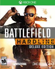 Battlefield Hardline: Deluxe Edition (Xbox One)