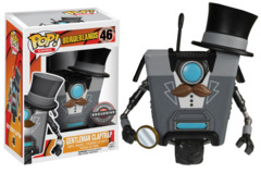 #46 Gentleman ClapTrap (Borderlands)