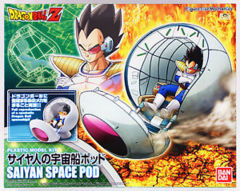 Dragonball Z: Saiyan Space Pod Model