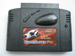 Game Shark (Nintendo 64)