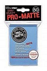 Light Blue - PRO-Matte Standard Sleeves (Ultra Pro)