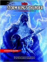 5th Edition: Storm King's Thunder