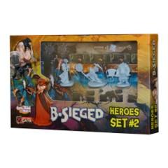 B-Sieged - Hero Set #2 (Cool Mini or Not)