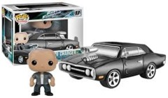 #17 1970 Charger with Dom Toretto (Fast & Furious)
