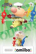 Olimar - Super Smash Bros. - Amiibo (Nintendo)