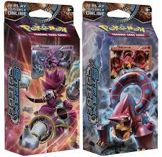 XY Steam Siege Theme Deck: Gears of Fire