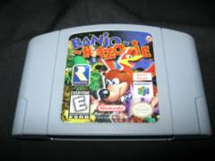 Banjo-Kazooie (Not For Resale Version)