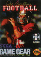 Joe Montana Football