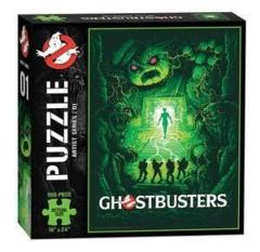 Ghostbusters Artist Series 01 (550 Piece Puzzle)