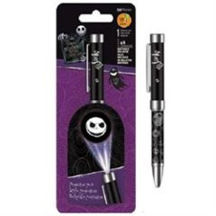Jack Skeleton Light-Up Pen