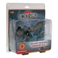 D & D Attack: Silver Dragon Expansion Pack