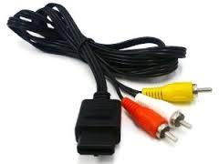 AV Cables (N64, Super Nintendo, GameCube)