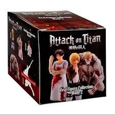 Funimation Attack on Titan Mystery Vinyl Figure
