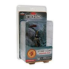 D & D Attack Wing: Stone Giant Expansion Pack