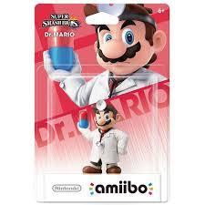 Dr. Mario - Super Smash Bros. - Amiibo (Nintendo)
