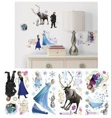 Wall Decals Frozen (Peel&Stick)