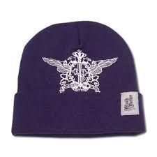 Black Butler Purple Symbol Beanie Cap