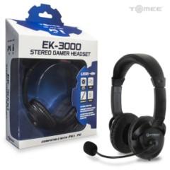 EK-3000 Stereo Gamer Headset