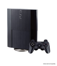 Playstation 3 SS 250GB to 500GB