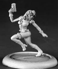 Natalia Female Secret Agent (Reaper)