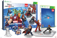 Disney INFINITY: Marvel Super Heroes (2.0 Edition) Starter Pack