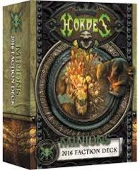 Minions 2016 Faction Deck - Hordes