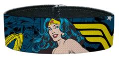 Wonder Woman  (Elastic Bracelet)