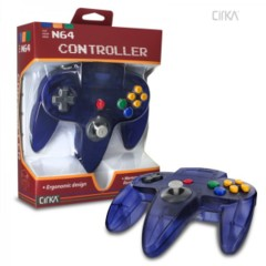 Cirka Grape Controller (Nintendo 64 N64)