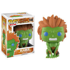 #140 Blanka (Street Fighter)