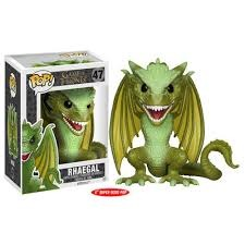 #47 - Rhaegal 6 inch (Game of Thrones)