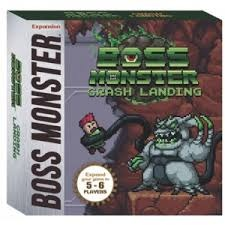 Boss Monster - Crash Landing