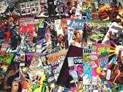 Comic Books 12 for $10