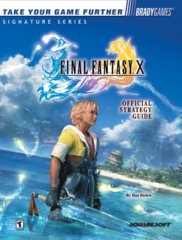 Final Fantasy X Signature Series Guide (Playstation 2)
