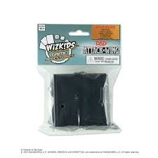 D&D Attack Wing Black Base & Peg Pack
