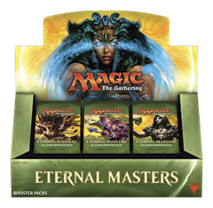 Eternal Masters - Booster Box - English